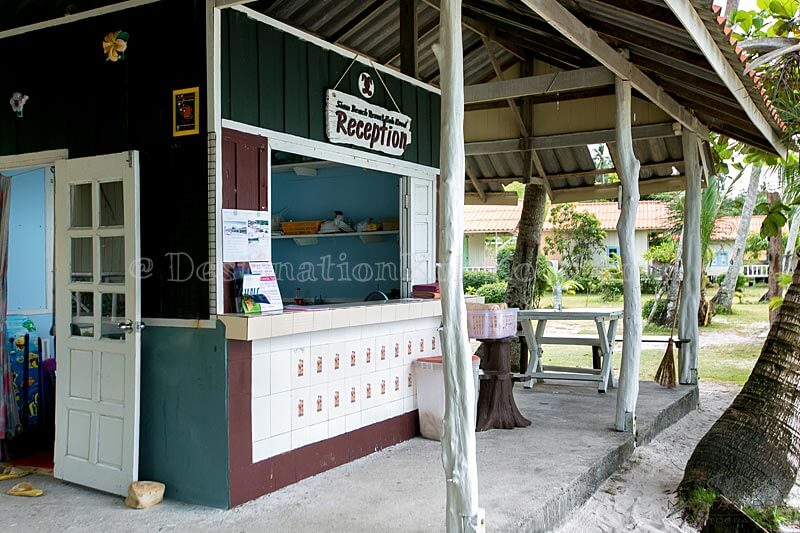 Reception - Siam Beach Resort