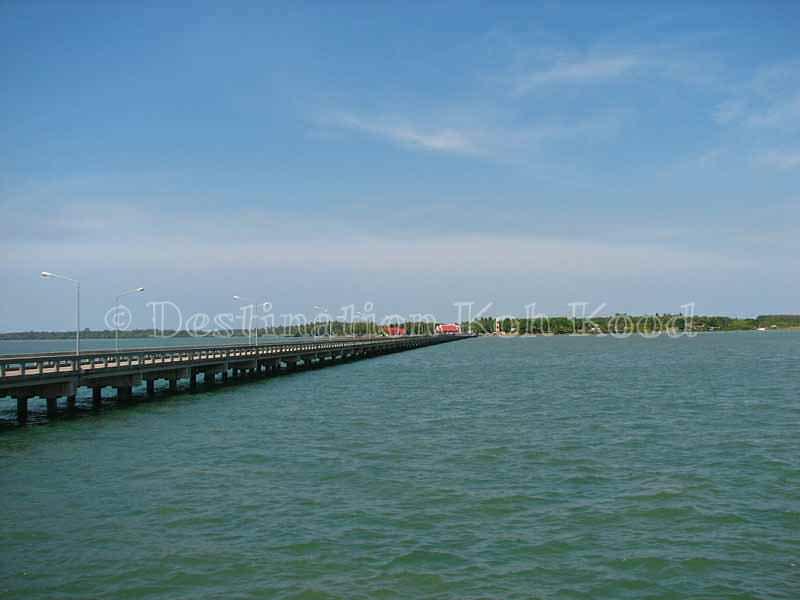 Pier in Laem Sok - Boats to Koh Kood