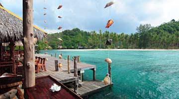 Captain Hook Resort - Destination Koh Kood