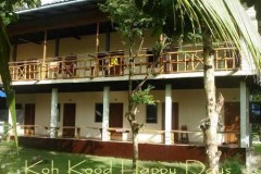 Happy Days Guest House - DestinationKohKood.com