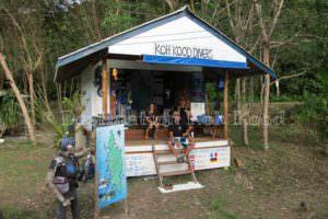Shop in Klong Chao - Koh Kood Divers