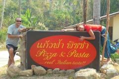 Pizza & Pasta - DestinationKohKood.com