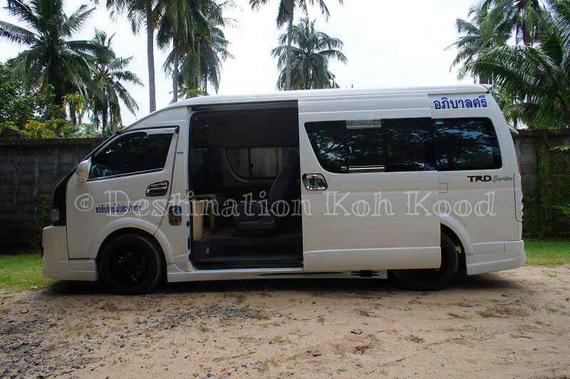 Private Transfer Koh Kood