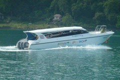Siriwhite Speedboat - DestinationKohKood.com