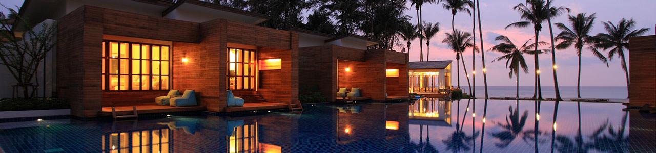 Sunset at Wendy The Pool Resort Koh Kood - Destination Koh Kood