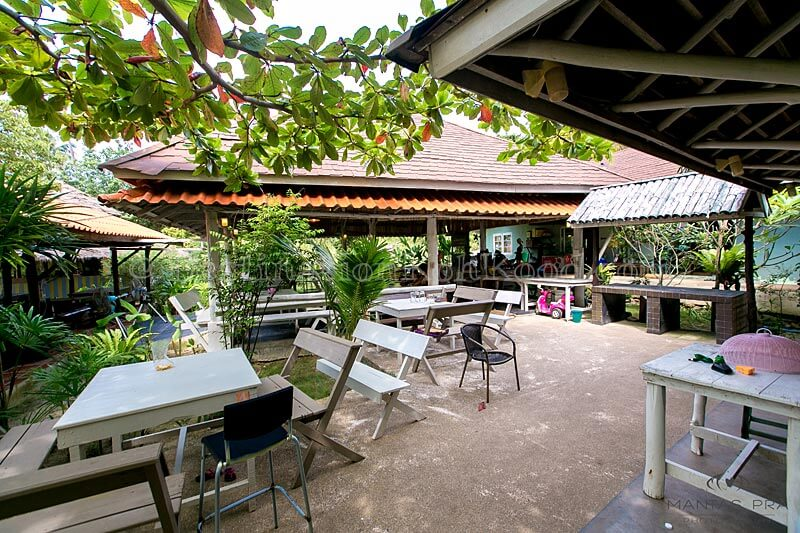 Restaurant - Siam Beach Resort