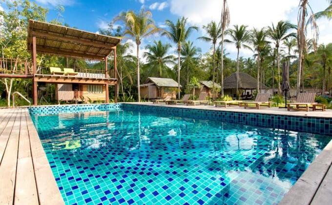 Jungle Koh Kood Resort - DestinationKohKood.com