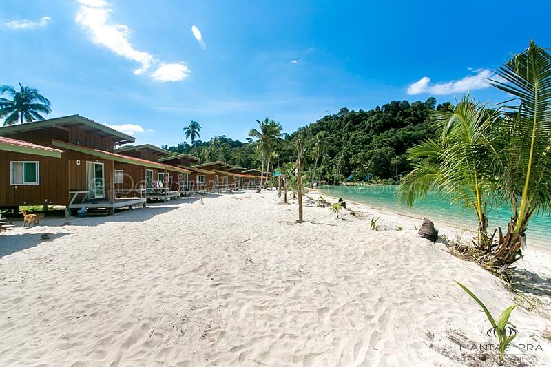 Koh Kood Ko Thailand Booking The Beach Bungalows Siam Hut Destinationkohkood