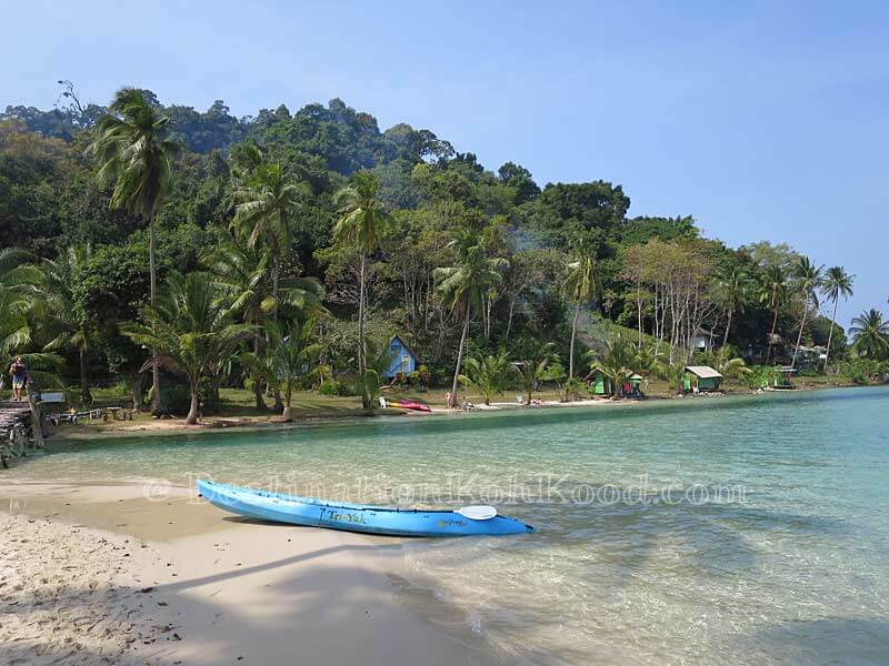 Surroundings - Sand and Sea