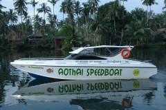 Ao Thai Speedboat - DestinationKohKood.com