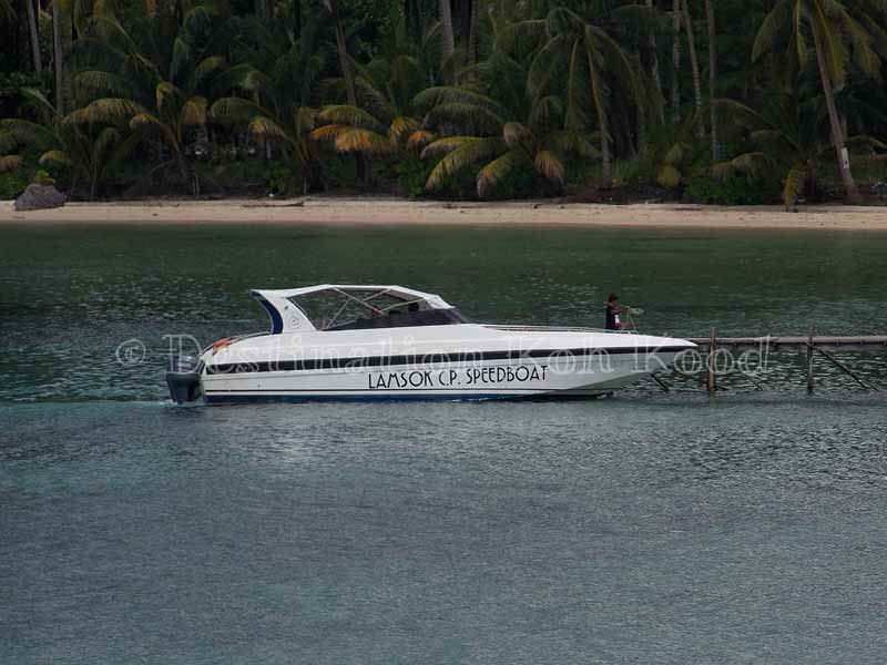 Siriwhite / CP Laem Sok Group speedboat - Boats to Koh Kood