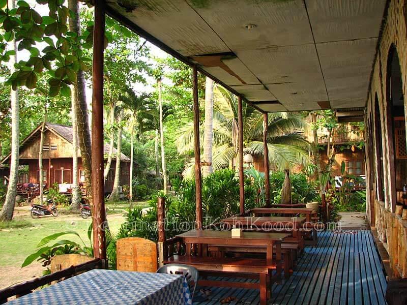 Restaurant - Koh Kood Cabana