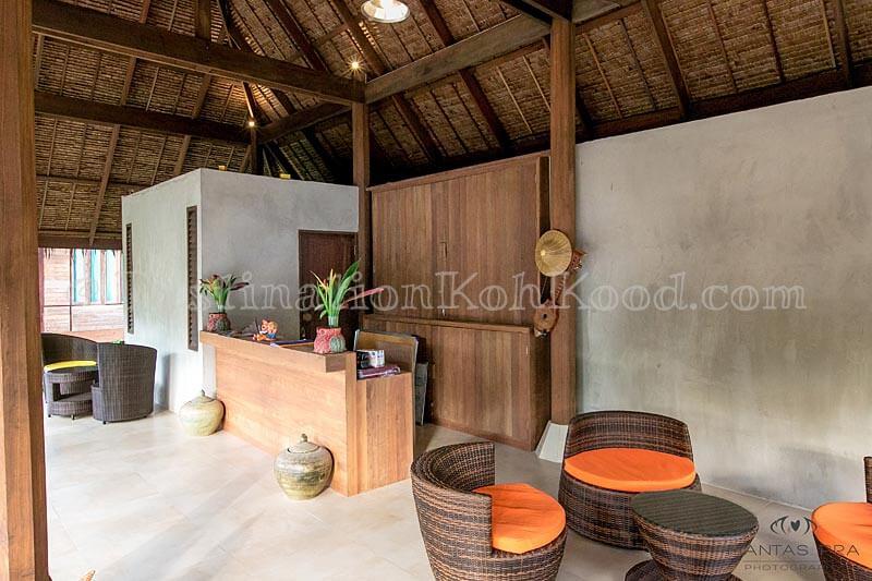 Lobby - Jungle Koh Kood Resort