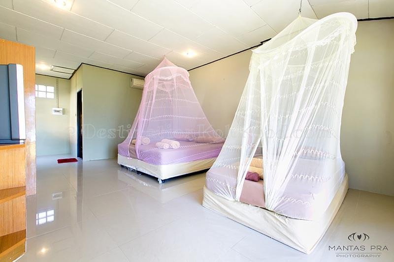 Roomtype B (3 Persons) - Siam Beach Resort