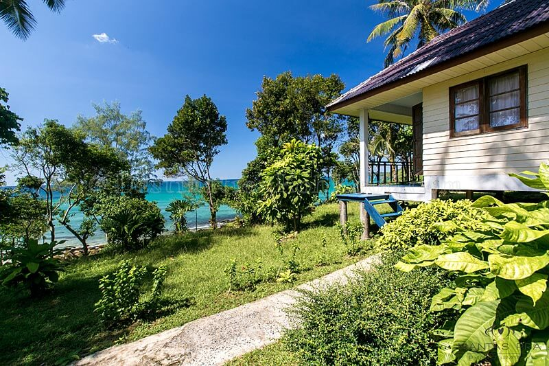 Bungalows - S-Beach Resort