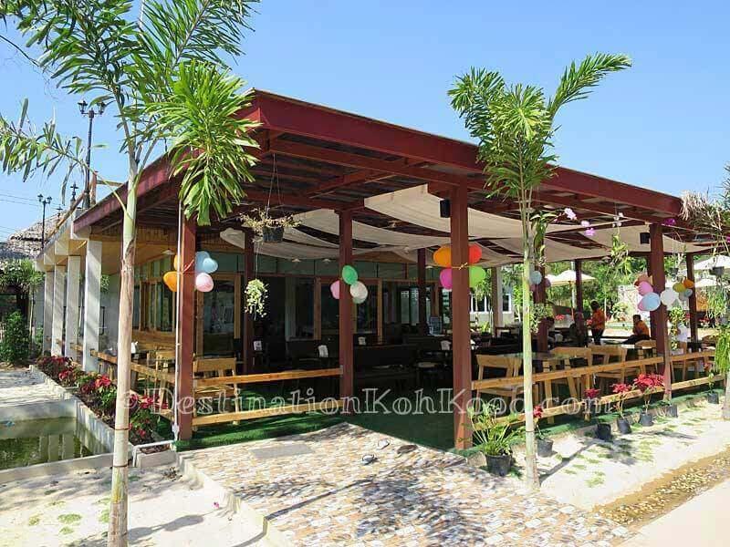 Restaurant - A-Na-Lay Laem Sok