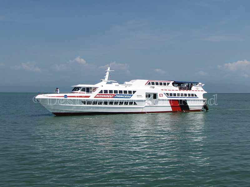 Koh Kood Princess - Boats to Koh Kood