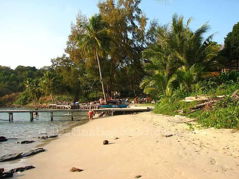 Between Koh Kood Resort & The Beach Natural Resort - Koh Kood Resort