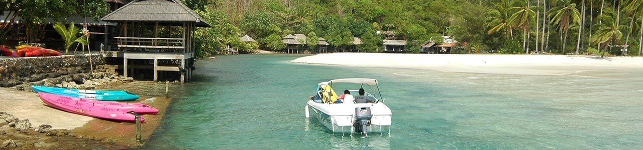 Captain Hook Resort Koh Kood - Destination Koh Kood