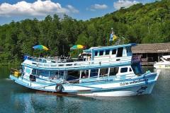 Koh Kood Boat Trip - DestinationKohKood.com