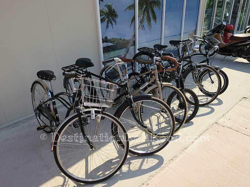 Bicycle for Free - A-Na-Lay Laem Sok