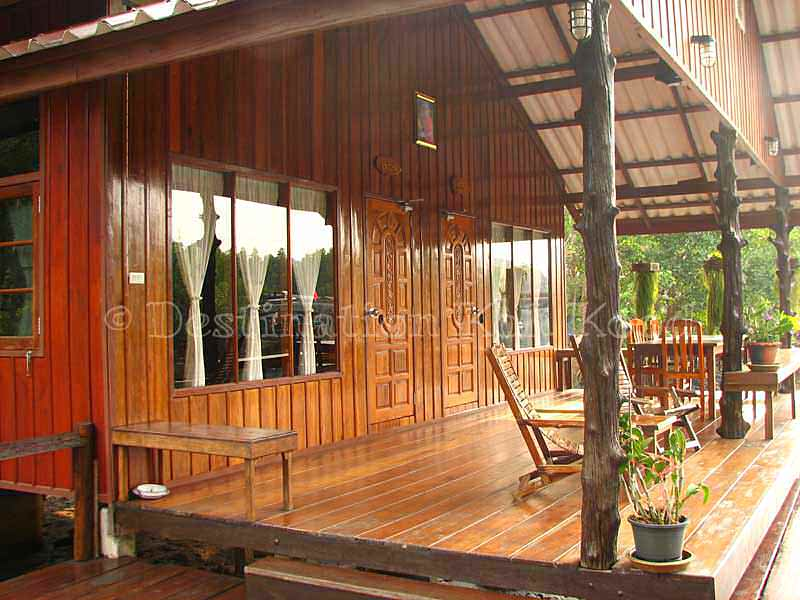 Guest House Rooms - Baan Klong Chao