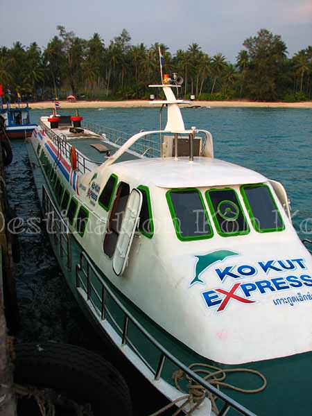 Ko Kut Express - Boats to Koh Kood