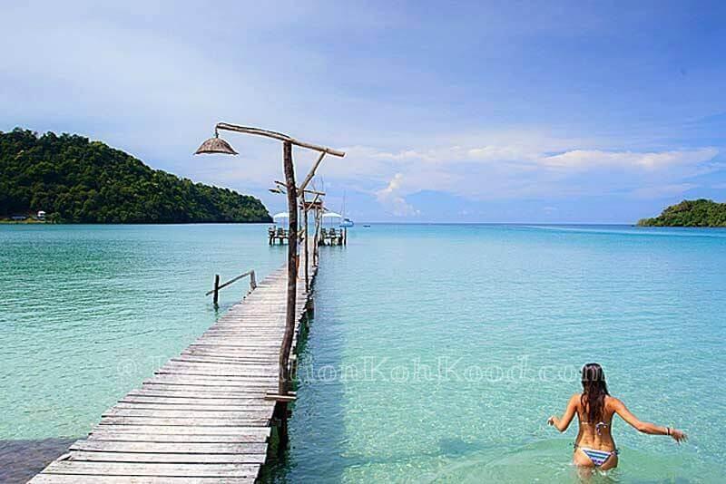 Bang Bao Bay - The Beach Natural Resort