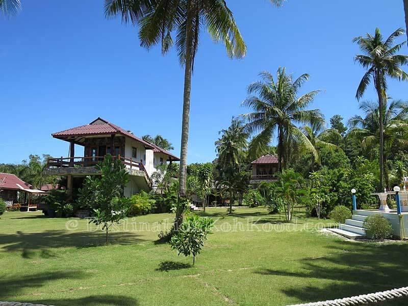Garden - Mark House Bungalow