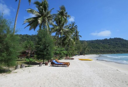 Ao Phrao Beach - DestinationKohKood.com