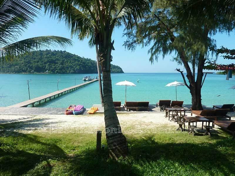 Beachfront Area - Koh Kood Resort