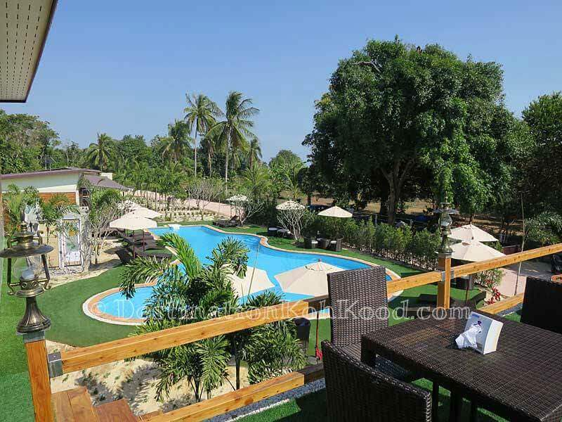 Roof Terrace - A-Na-Lay Laem Sok