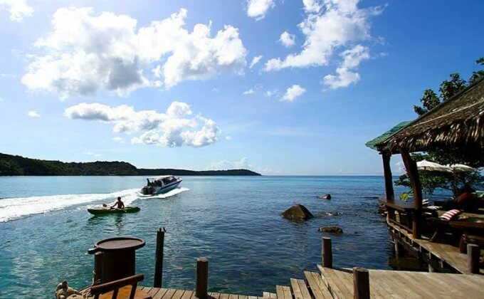 Captain Hook Resort - DestinationKohKood.com