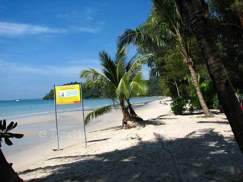 Tinkerbell Resort - Klong Chao Beach