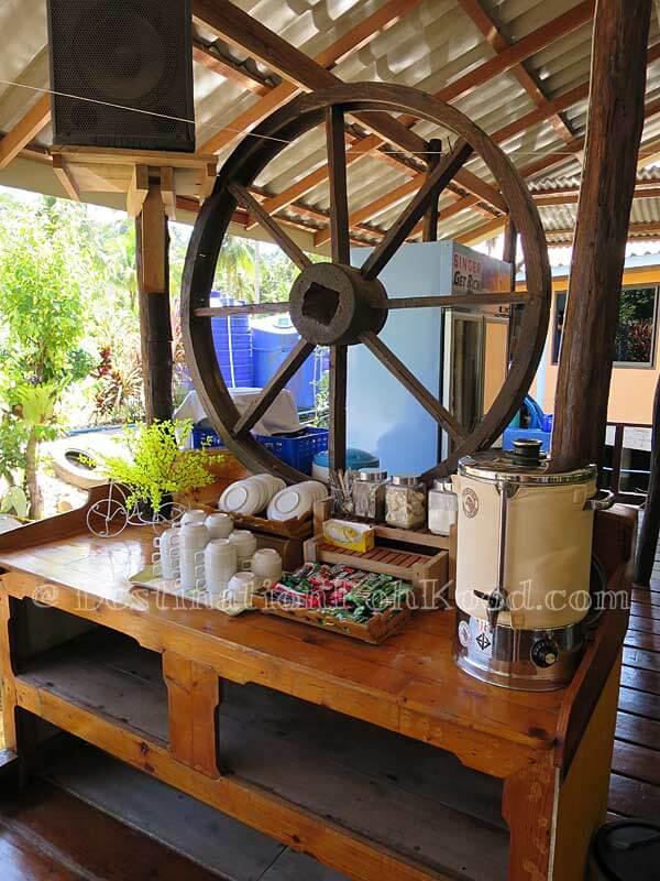 Coffee & Tea - Mark House Bungalow