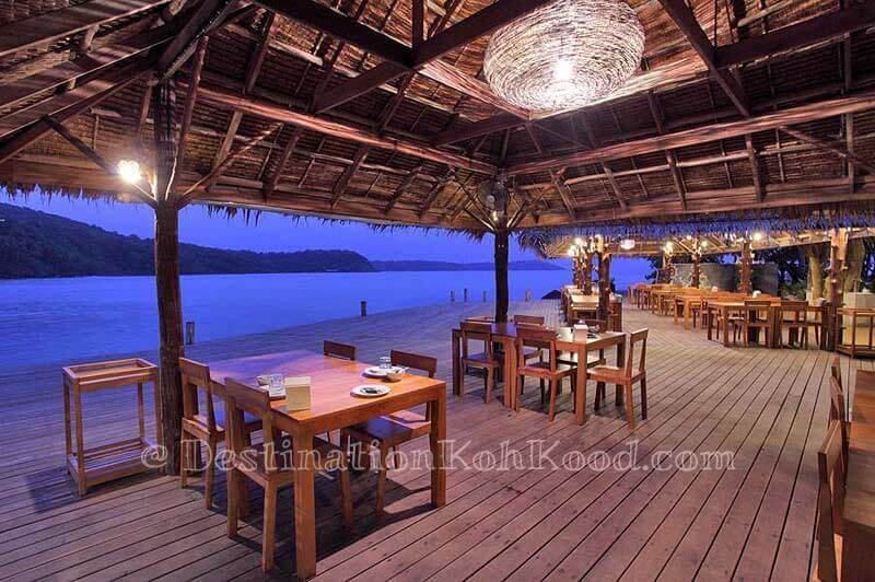 Restaurant - Captain Hook Resort