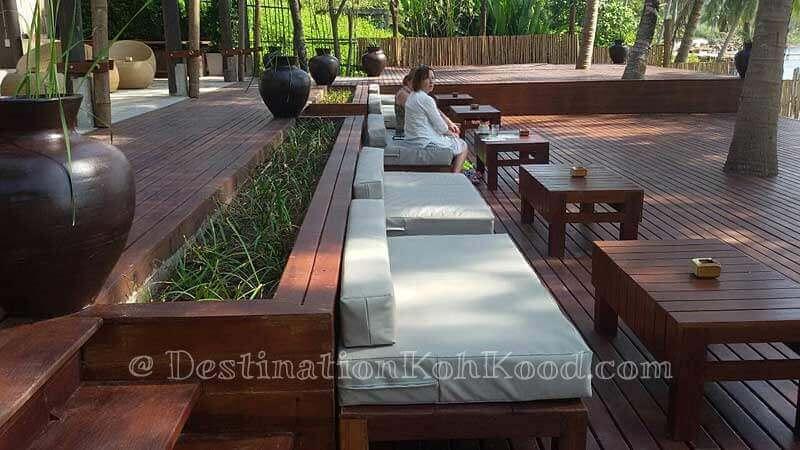 Beach Bar - Koh Kood Resort
