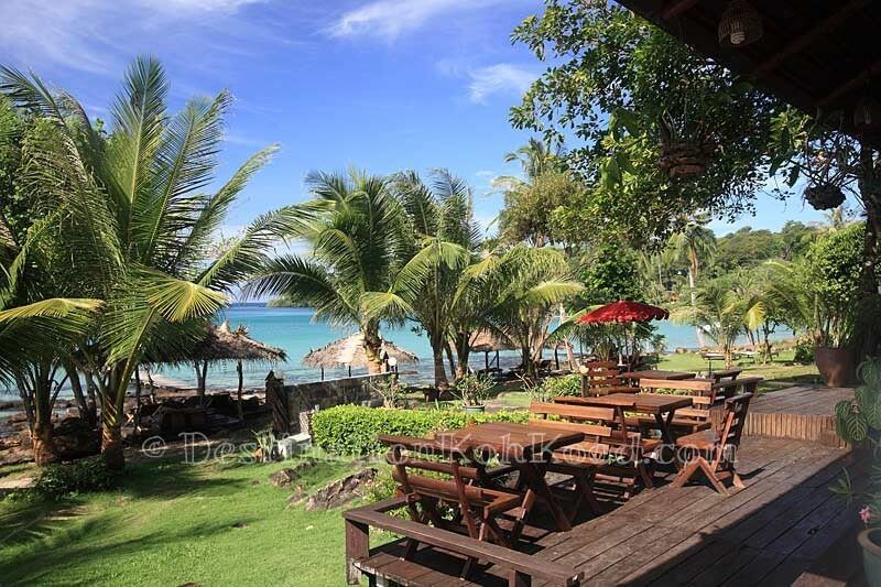 Restaurant - The Beach Natural Resort