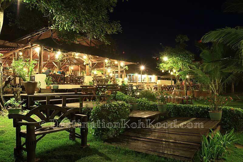 Restaurant (outdoor) - The Beach Natural Resort