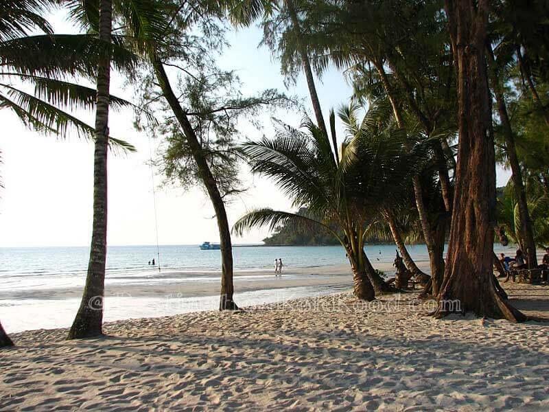 Wendy The Pool Resort & Peter Pan Resort - Klong Chao Beach