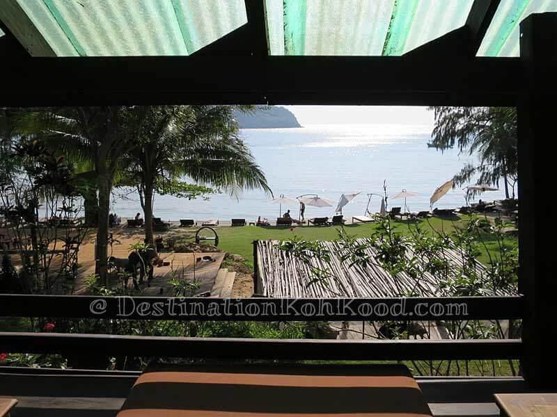 View from Lounge - Koh Kood Resort