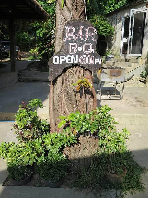Restaurant - Koh Kood Resort