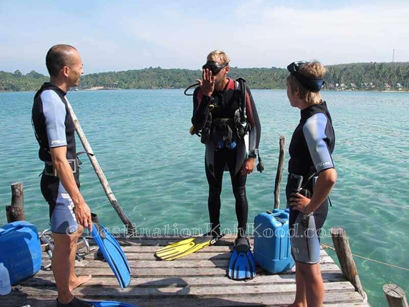 Koh Kood Divers - Bang Bao Bay