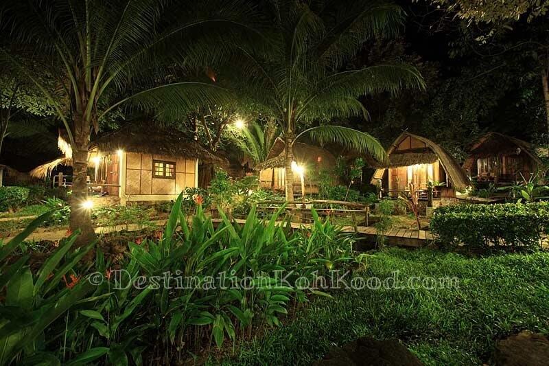 Tropical garden - The Beach Natural Resort