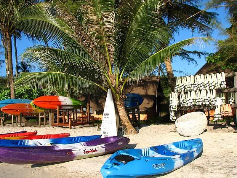 Peter Pan Resort - Klong Chao Beach