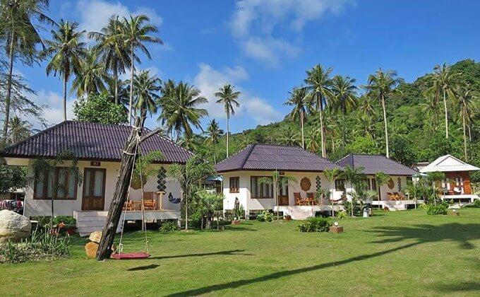 The Sunshine Resort - DestinationKohKood.com
