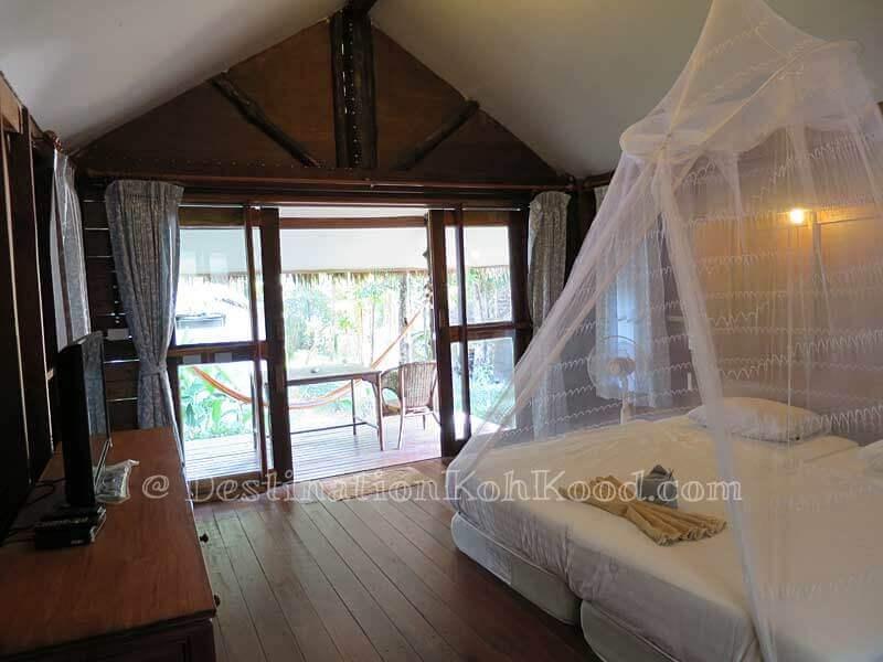 Garden Bungalow - Koh Kood Resort