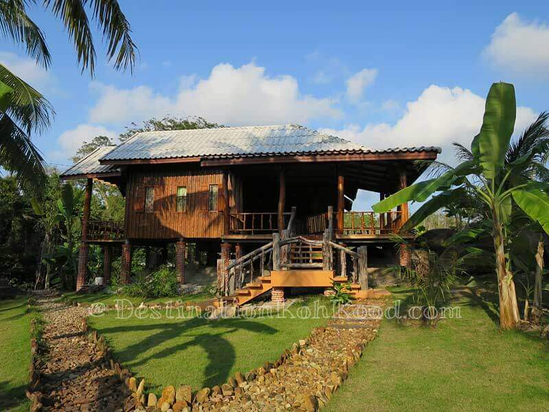 VIP Bungalow - Eve House
