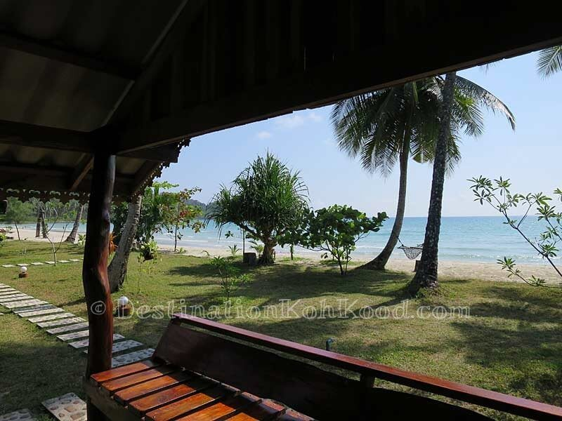 View from Sea View Bungalow - I-Lay House