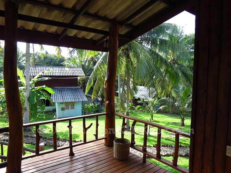 VIP Bungalow (Entrance) - Eve House